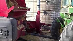 John Deere 720 Diesel On Silo Blower