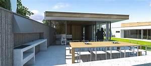 Bungalow Mit Atrium : zwei bungalows mit atrium sterreich rules architekten ~ Indierocktalk.com Haus und Dekorationen