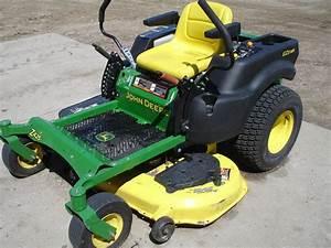 2010 John Deere Z425 Lawn  U0026 Garden And Commercial Mowing