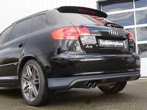 Audi A3 5 Portes : diffuseur jupe ar audi a3 sportback s3 8p kustomorphose ~ Melissatoandfro.com Idées de Décoration