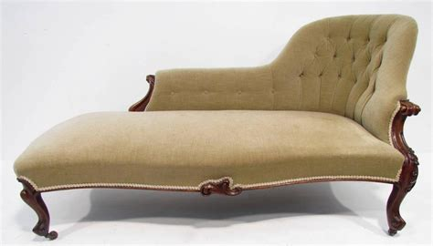 antique chaise lounge an antique 19th c rosewood sofa chaise lounge ebay
