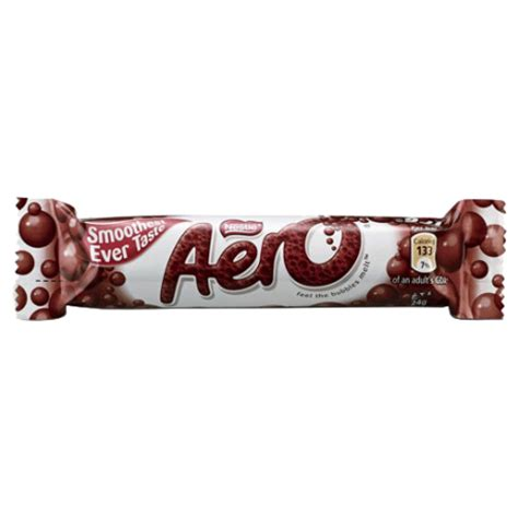 nestle aero milk chocolate bar   supermartae