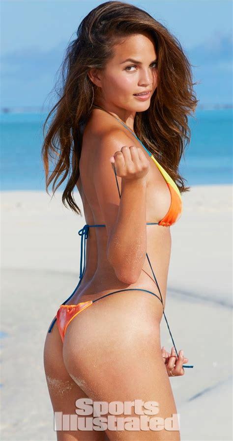 Chrissy Teigen Bikini Gallery