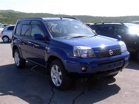 nissan x trail 2005 used 2005 nissan x trail photos 2000cc gasoline