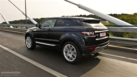 land rover range rover evoque coupe range rover evoque coupe review autoevolution