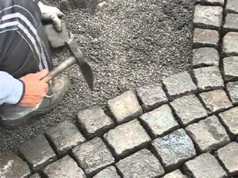 selber pflastern anleitungen doppel t pflaster verlegen