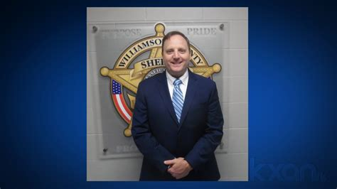 Williamson County Sheriff Robert Chody indicted, arrested ...