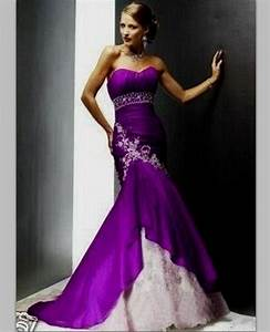 dark purple and white wedding dress naf dresses wedding With dark purple dresses for weddings