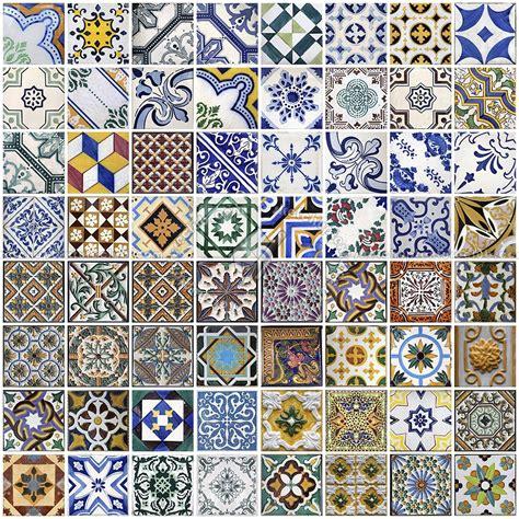 patchwork tile texture seamless 16814