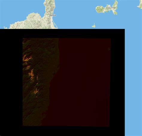 creating  tile server  sentinel data geopyspark
