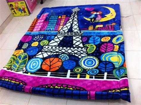 busa karpet karakter tebal 3cm dan 4cm 140x200 cellindo