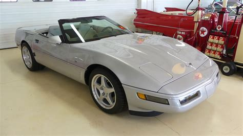 1996 Collectors Edition Corvette 1996 chevrolet corvette collectors edition stock 115628