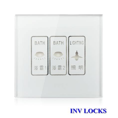 Light Switch In Bathroom by China Luxury Three Touch Light Switch For Home
