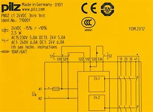 Safety Relay Pnozcompact