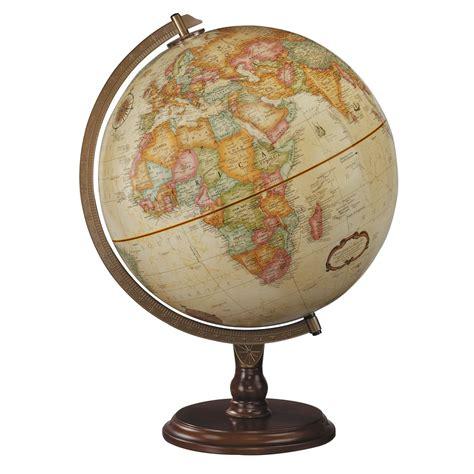 wallpaper ideas for dining room replogle globe 31536 lenox antique globe white atg