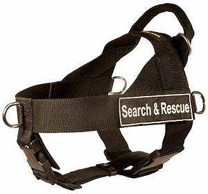 Nylon #Harness for #Doberman-Search&Rescue $34.90 | # ...