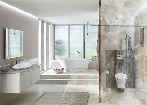Kohler Bathroom Designs by In Kohler Bathroom Design Competition