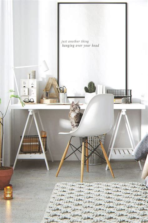 Bright And Cheerful 5 Beautiful Scandinavian Inspired Interiors by 1000 Ideas About Small Office Spaces On Small
