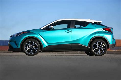 2018 Toyota Chr Reviews And Rating  Motor Trend