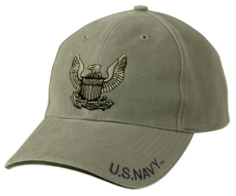 Us Navy Military Olive Drab Green Eagle Memorial Day