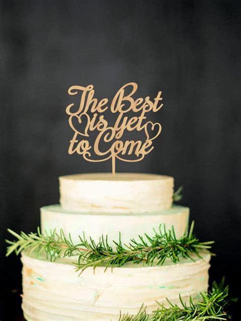 cake toppers  legno personalizzati  piu originali