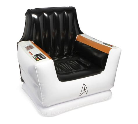 trek captains chair no cd