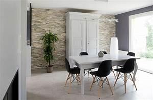comment selectionnez ses chaises pour sa salle a manger With salle À manger contemporaine avec chaise plastique transparent conforama
