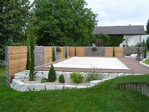 Gabionen Sichtschutz Terrasse : pin auf joist detailing services ~ A.2002-acura-tl-radio.info Haus und Dekorationen