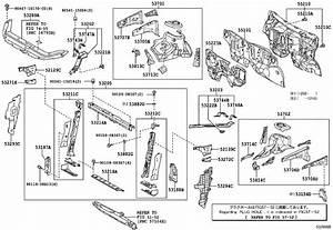 2010 Toyota Rav4 Engine Compartment Insulation  Insulator