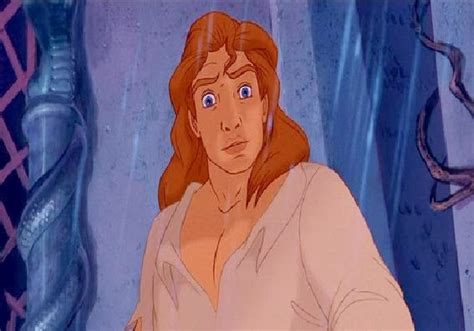 Karena rumah saya hanya di sebelah dan hanya dibatasi pagar batu rendah, saya pun biasa. Soscilla: Kisah Cerita Film Kartun Disney: Beauty and the Beast
