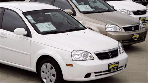 Suzuki Dealership Denver by Suzuki Recalls Nearly 102 000 Compact Cars Cp24