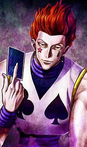 Hisoka Morrow vs Kento Nanami - Battles - Comic Vine