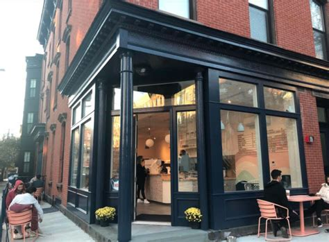 The owners of hoboken, a married couple, sold their car and bought an espresso. THE HIVE: Hoboken Coffee Shop Generates a Buzz - hmag