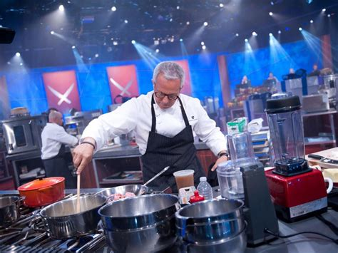 cuisine chef tv the of the iron chef chefs