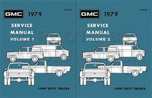 1979 Gmc Chevy Ck Wiring Diagram Original Pickup Suburban
