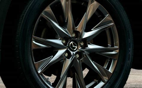2019 mazda cx 5 signature 19 inch wheels in wheel time