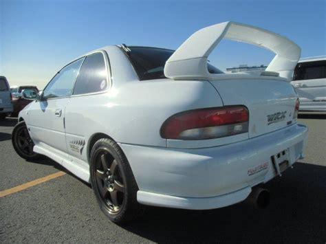 1999 Subaru Imprezza Sti 2 Door 5 Speed
