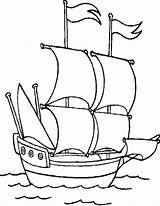 Coloring Boat Pages Boats Printable Theme Sheets Pirate Books Ship Sail Printables Dragon George Worksheet Getcoloringpages Mayflower sketch template