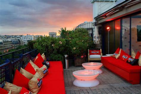 martini terrazza terrazza panoramica nel centro storico di