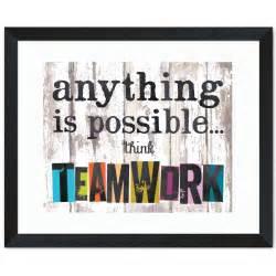 Inspirational Teamwork Clip Art