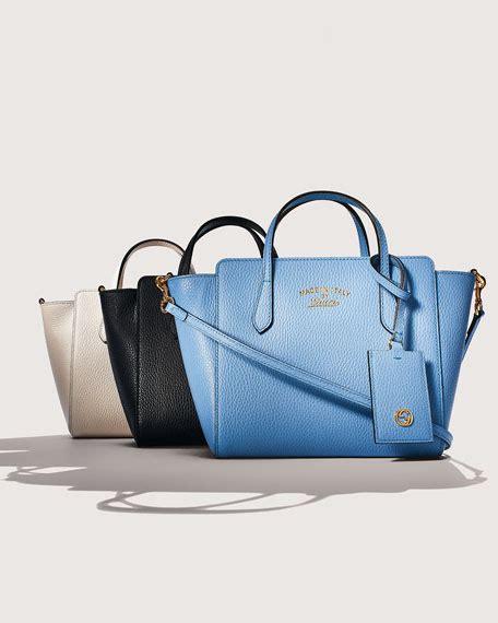 light blue crossbody bag gucci swing mini crossbody bag light blue