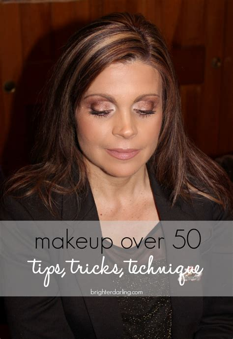 Makeup For Women Over 50  Mommy Makeover