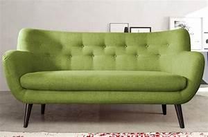 Canape Vert Emeraude : 10 canap s qui osent la couleur darty vous ~ Teatrodelosmanantiales.com Idées de Décoration