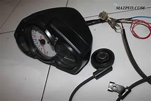 Wiring Spido Cb150r