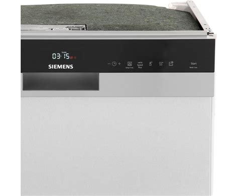 siemens spülmaschine läuft ewig siemens sn558s02me geschirrsp 252 ler iq500 eingebaut 60cm edelstahl neu ebay