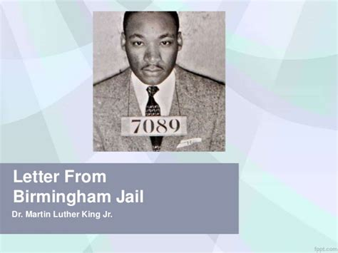 letters from a birmingham jail letter from birmingham 23321   letter from birmingham jail 1 638