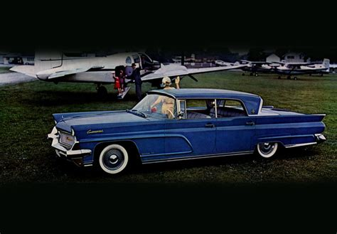 Lincoln Continental Mark IV Sedan 1959 wallpapers