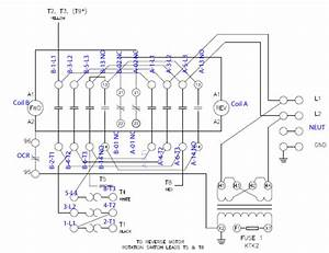 Lighting Contactor Wiring Diagram With Photocell  U2013 Volovets Info