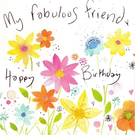 Happy Birthday Friend Clipart 460 Best Images About Birthday Greetings On