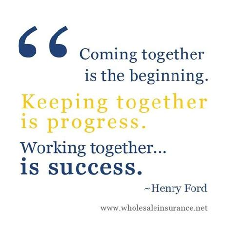 Teamwork Quote Great Teamwork Quotes Quotesgram